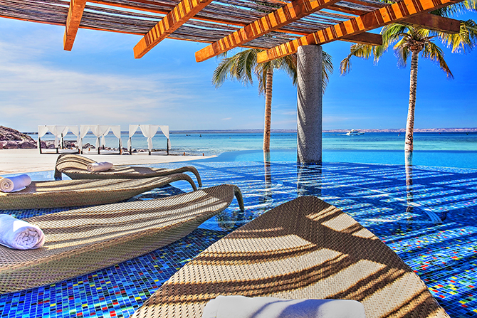 La Paz Beach Properties