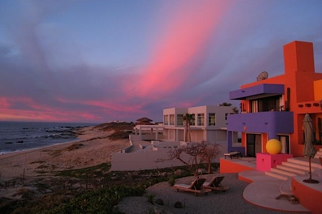 East Cape Baja Beachfront Homes For Sale