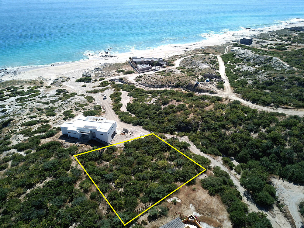 east cape lot for sale