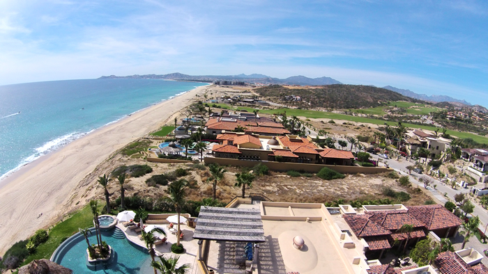 cabo luxury properties on the beach