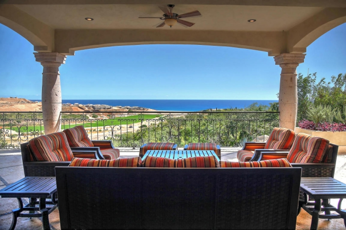 Ocean view Cabo home