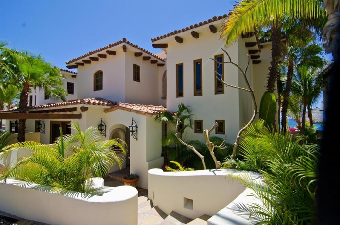 News Homes Beachfront Home For Sale In Los Cabos Mexico