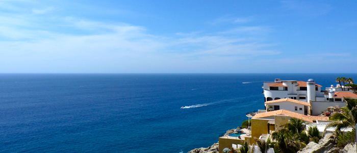 Pedregal Cliff