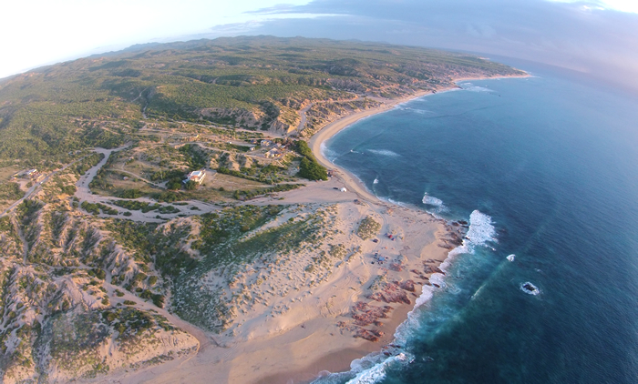 News investors nine palms bay east cape los cabos for The cape los cabos