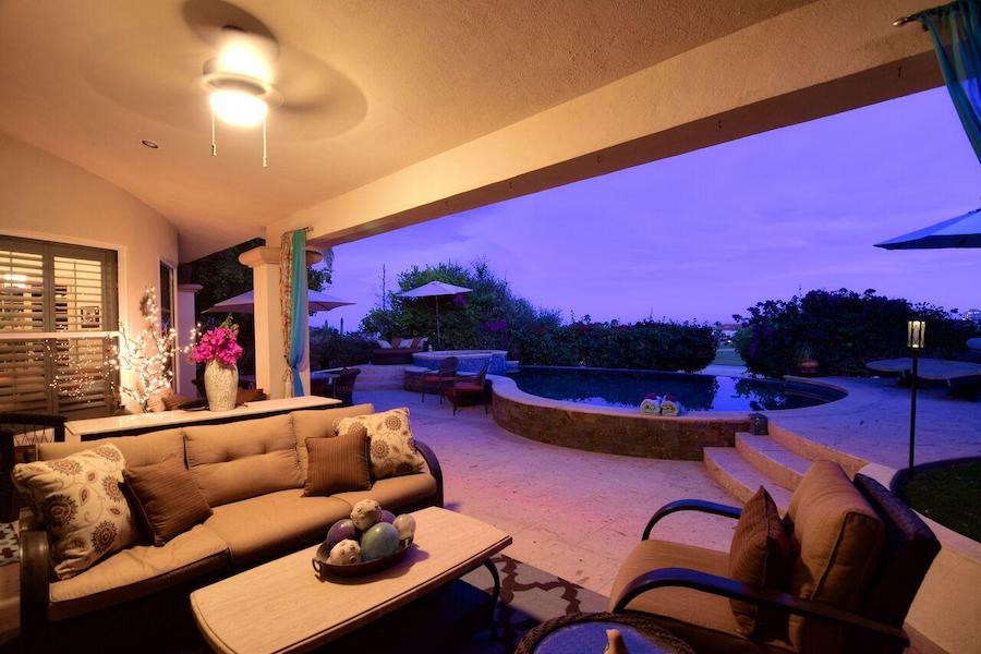 single level homes cabo