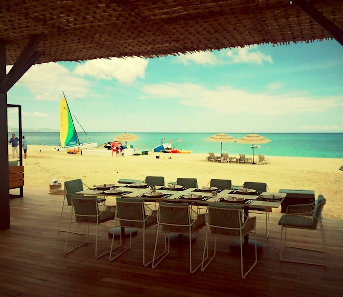 beach club 4 seasons