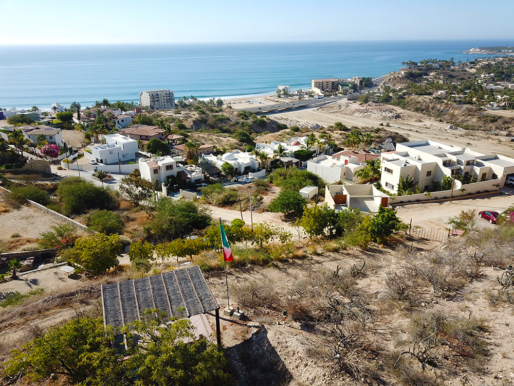 lot for sale costa azul surf cabo