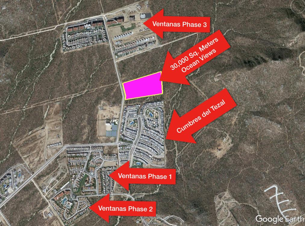 cabo lots for sale tezal
