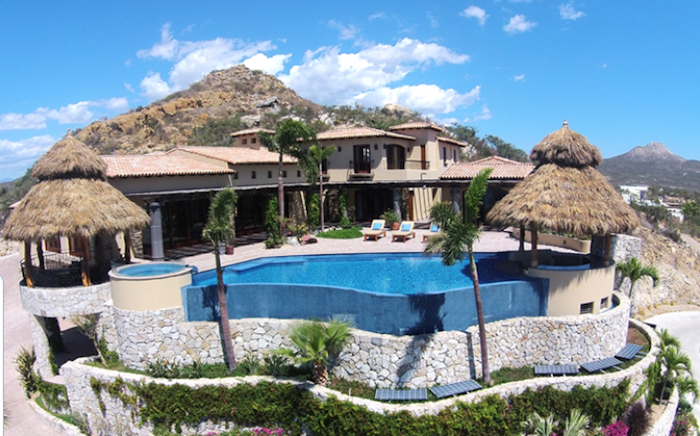 News  Homes  Vacation Rental Home in Cabo: Casa Lindsey