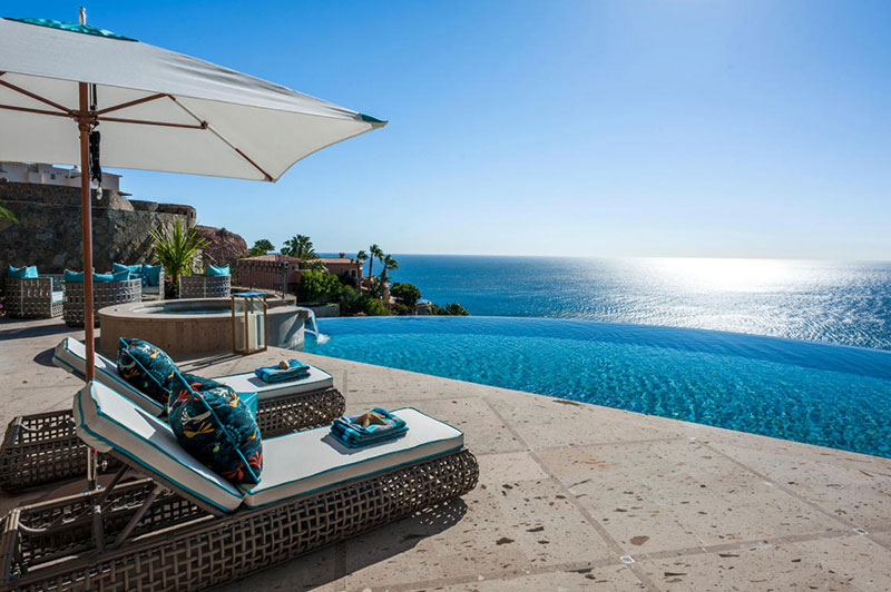 News Homes Los Cabos 4 Bedroom Ocean View Homes