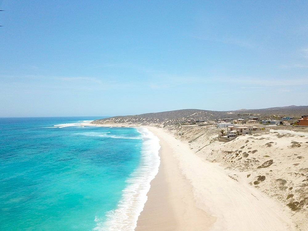 Punta Perfecta, East Cape - Beachfront Properties For Sale