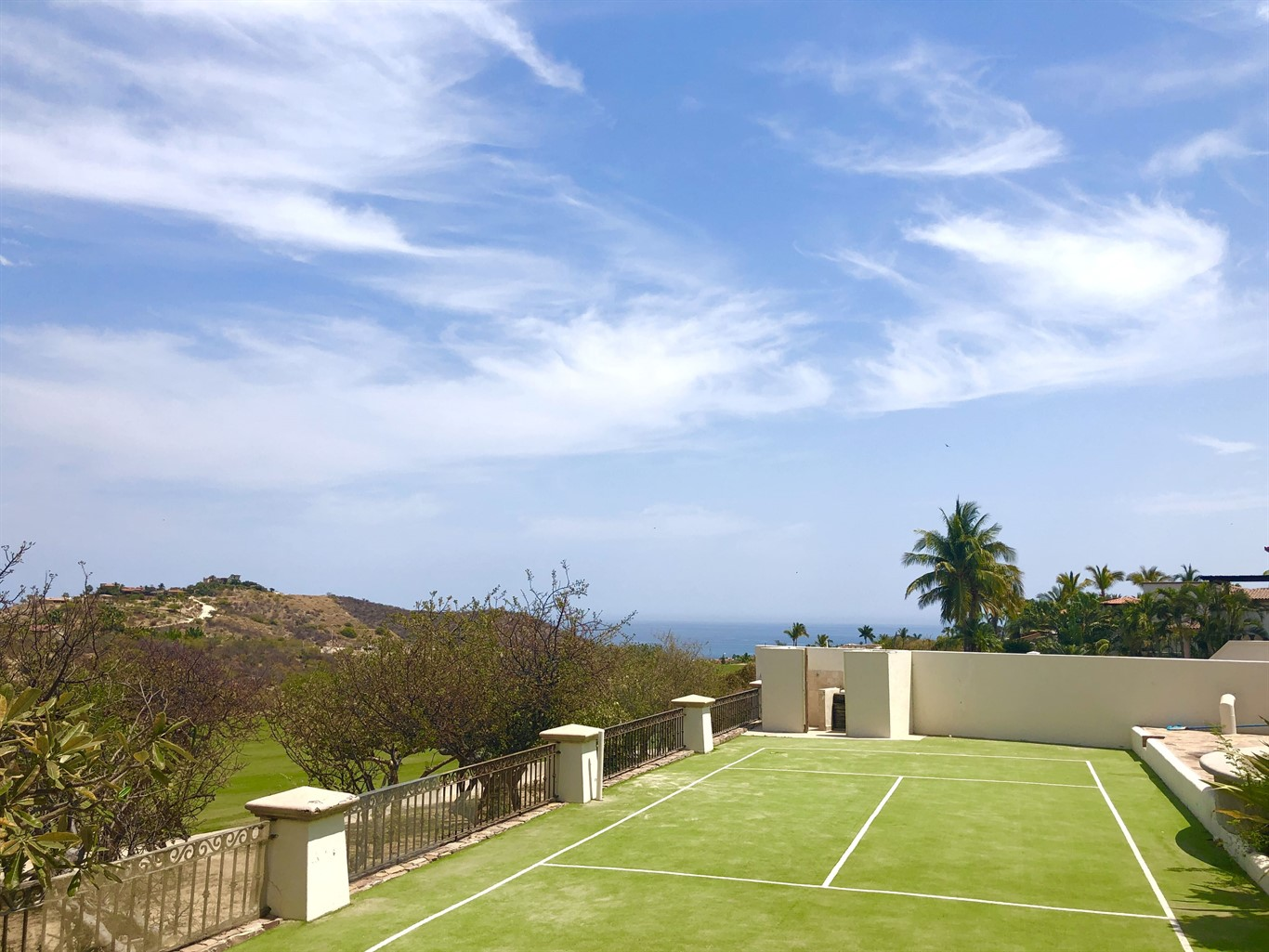 Cabo Homes with Pickleball Court
