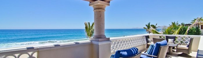 2 Bedroom Beachfront Condos in Los Cabos