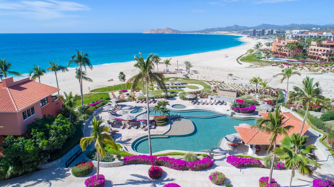 3 Bdrm Beachfront Penthouse Casa del Mar, Cabo